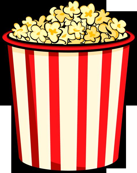 Popcorn Clipart - ClipArt Best