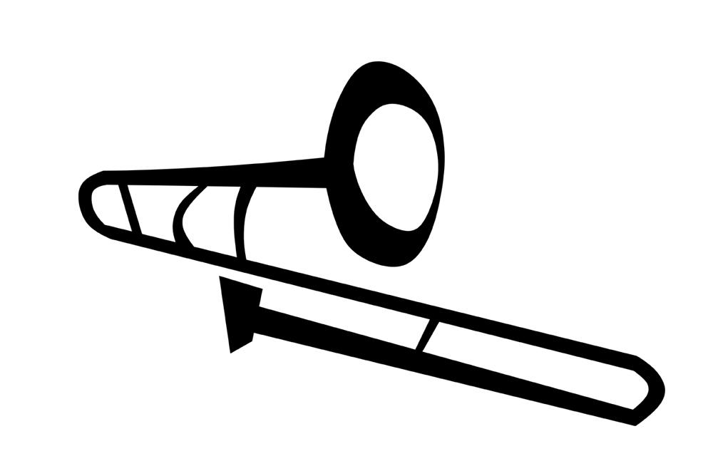 Cartoon Trombone - ClipArt Best