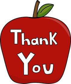 Clip Art Free Thank You Clipart free thank you clipart images best clip art you