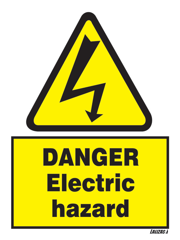 Fire Hazard Sign - ClipArt Best