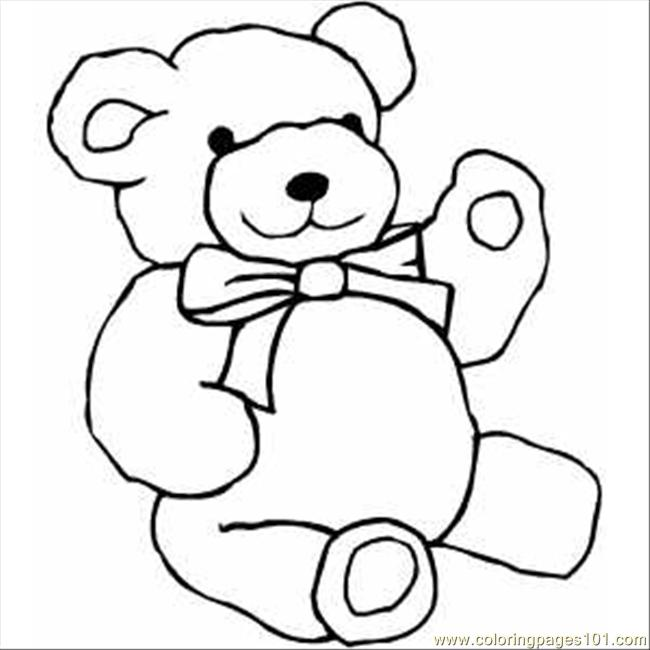 Line Drawing Teddy Bear : Teddy bear clip art line drawing clipart best