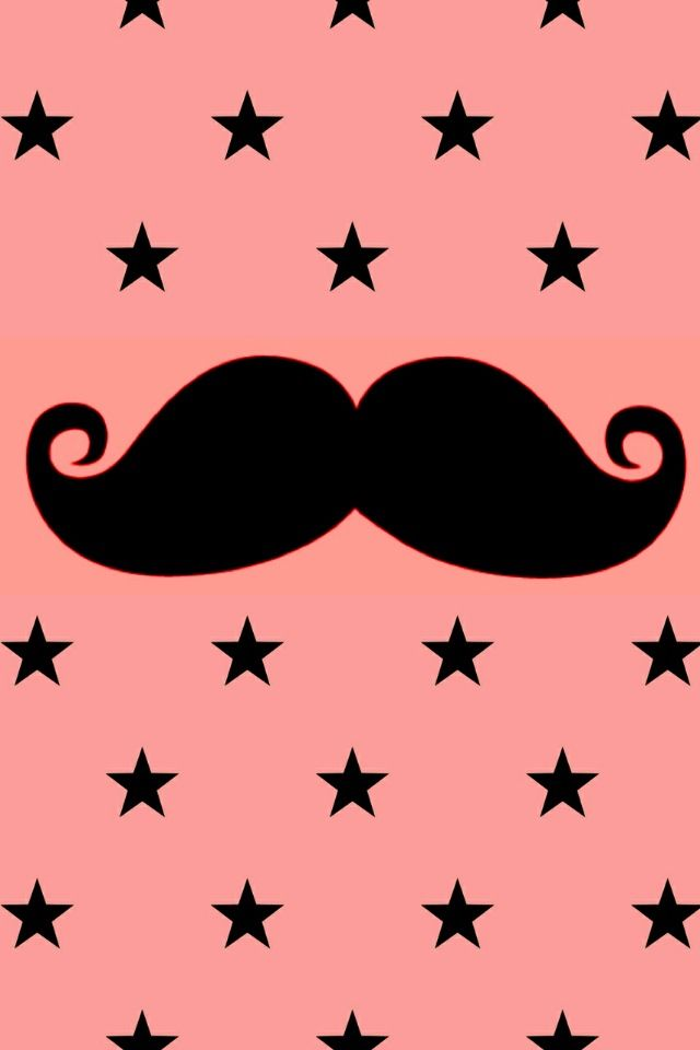 Mustache | Cute wallpapers (CocoPPa) - ClipArt Best ...