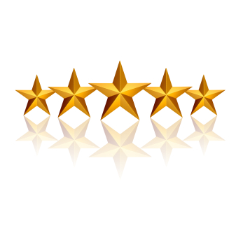 Five Gold Stars - ClipArt Best