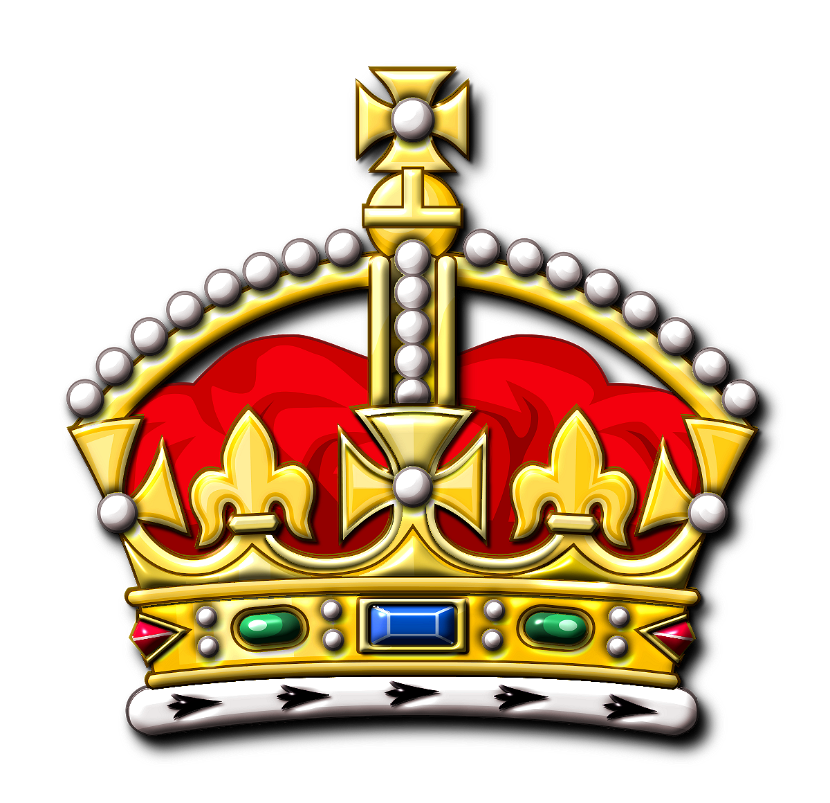 kings crown logo clipart best