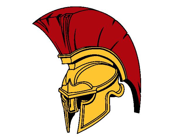 Spartan Helmet - ClipA...