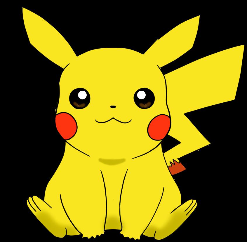 Clip Art Pikachu Clipart 9ipbyjbgt png pikachu clipart best