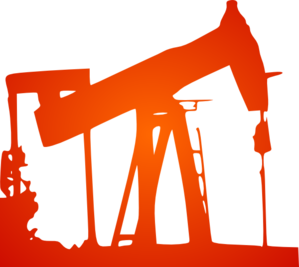 Flame Oil Drill clip art - vector clip art online, royalty free ...