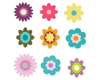 Printable Paper Flower