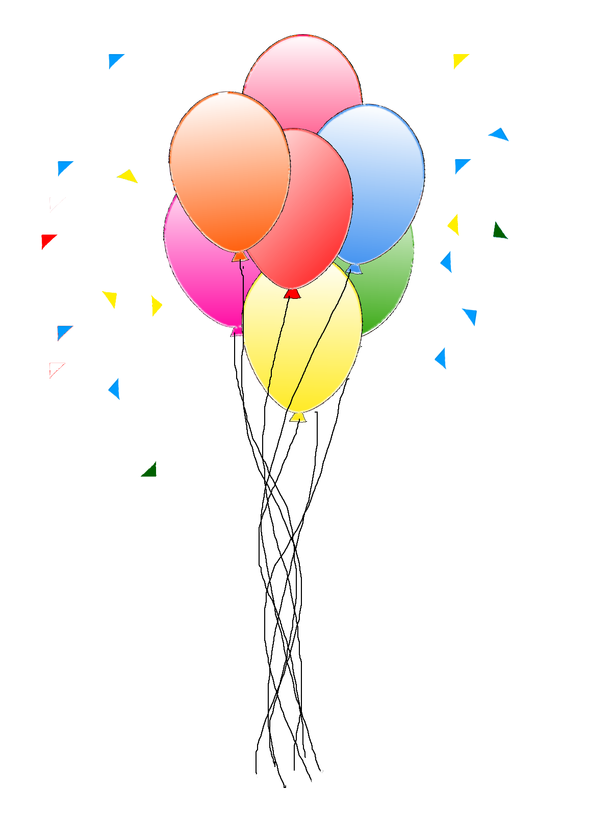 free balloon clip art pictures - photo #47