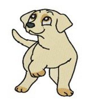 Labrador Retriever Clip Art - ClipArt Best