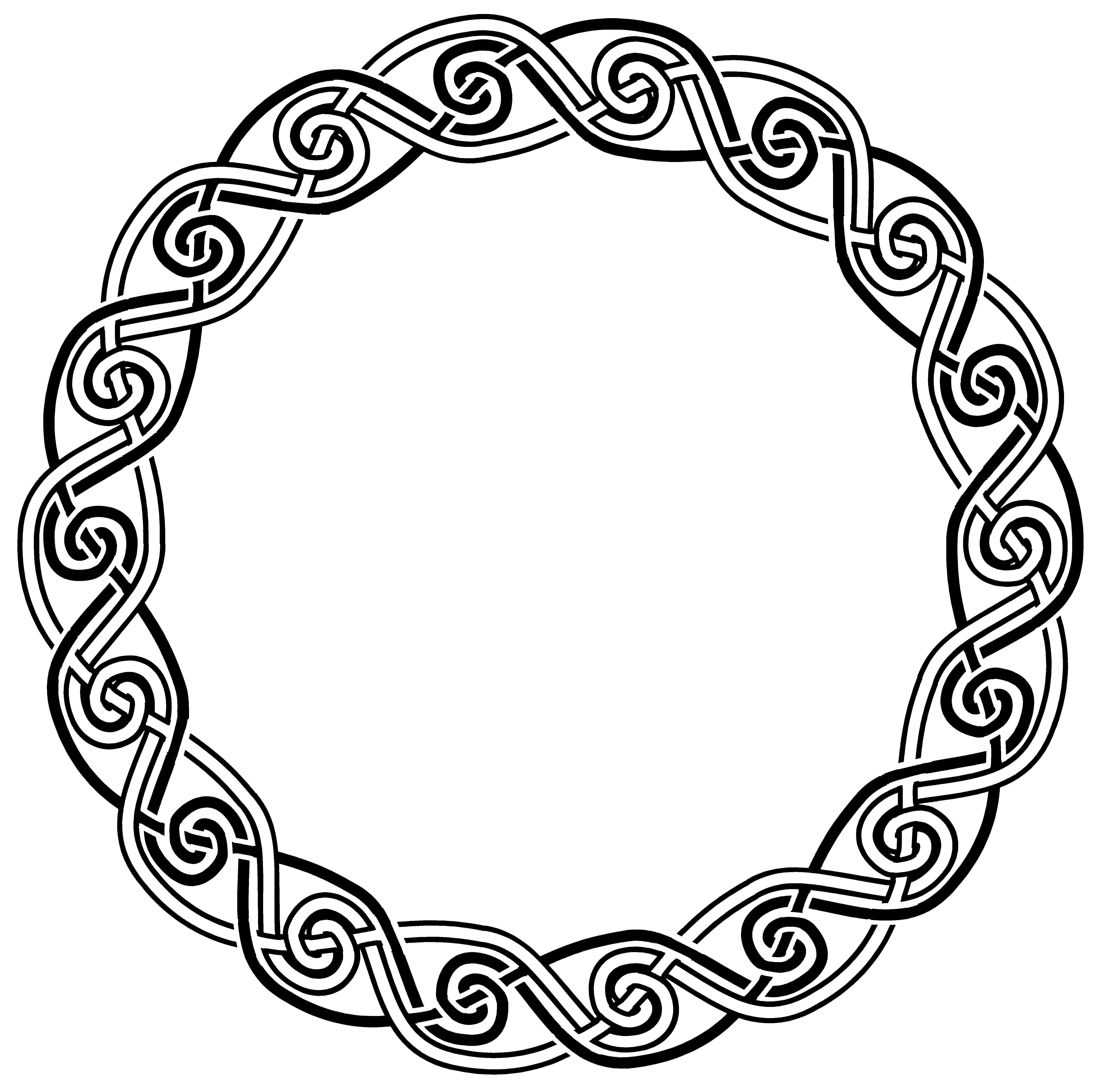 free clip art celtic borders - photo #28
