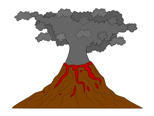 Volcano Animated Gif | Free Download Clip Art | Free Clip Art | on ...