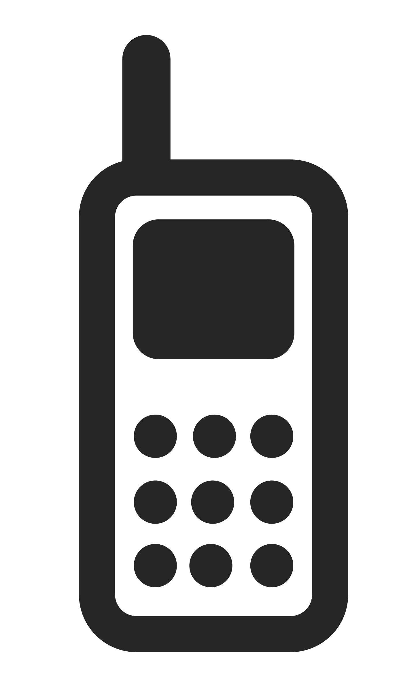 clipart mobile phone - photo #37