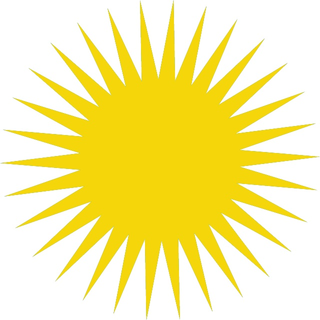 Sunny Symbol - ClipArt Best