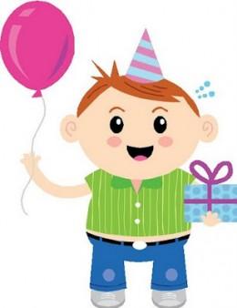 Birthday Boy - ClipArt Best