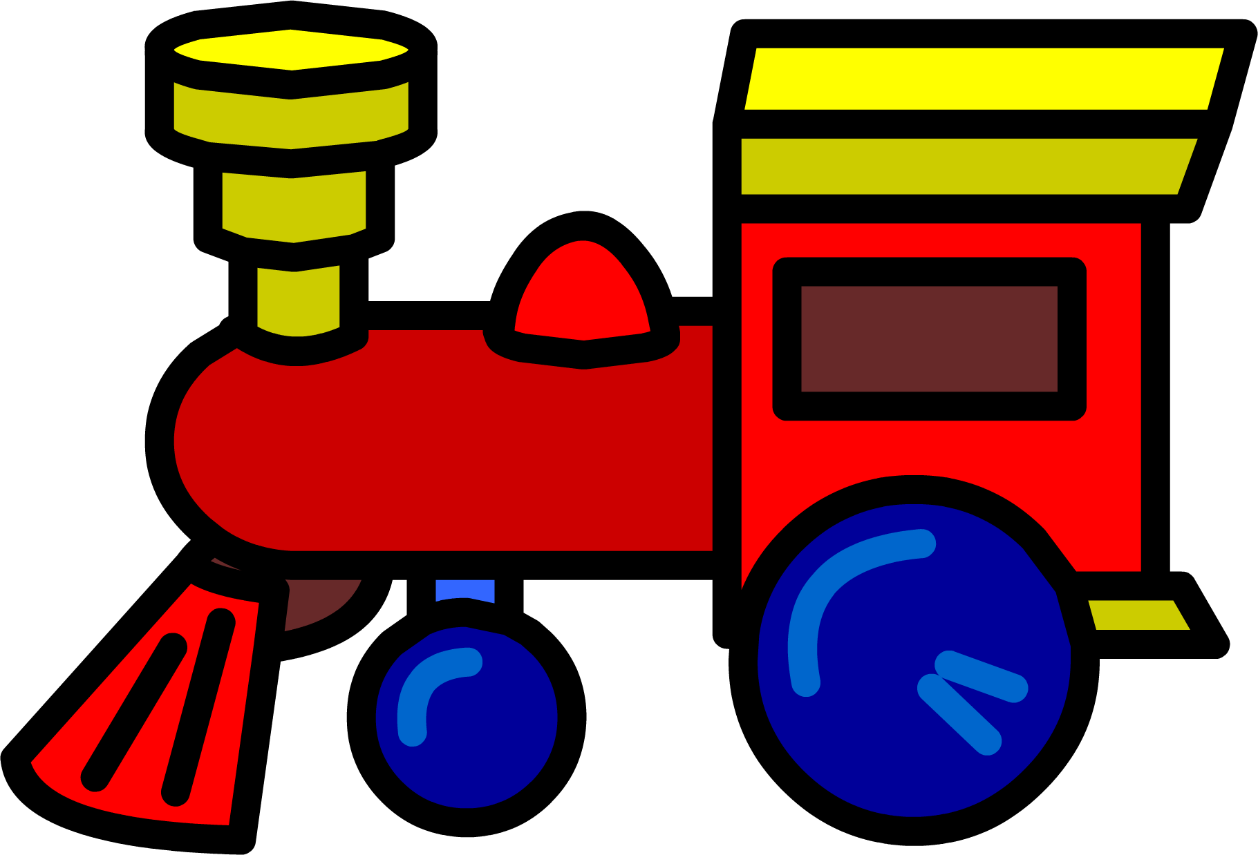 Toy Trains Pictures - ClipArt Best