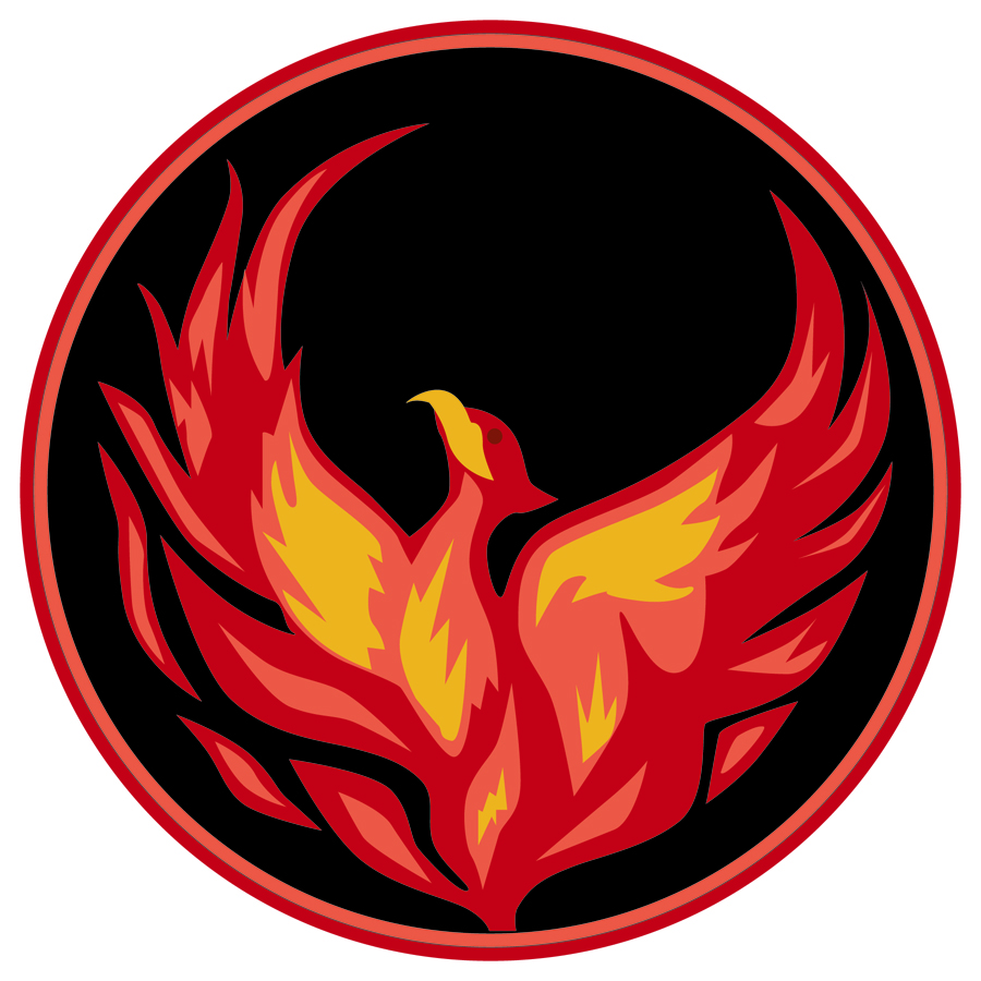 Phoenix Logo With Bird - ClipArt Best
