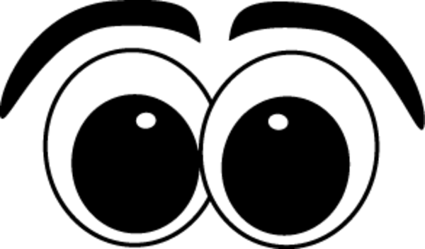 Cartoon Eyes - Free Clipart Images