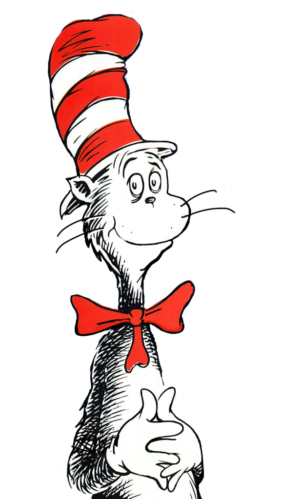 Clip Art Cat In Hat