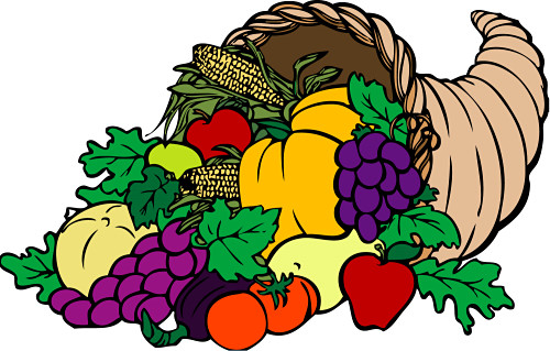 clipart thanksgiving table - photo #43
