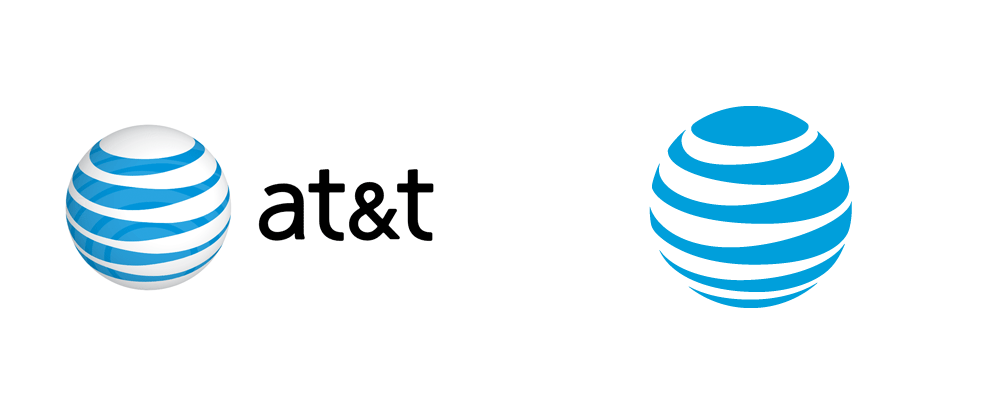 Brand New: New Logo and Identity for AT&T by Interbrand