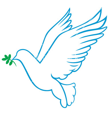 catholic symbols dove clipart best