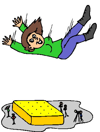 Person Falling Free Clipart - ClipArt Best