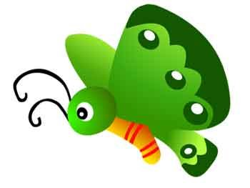 Free Clip Art Animated Butterflies