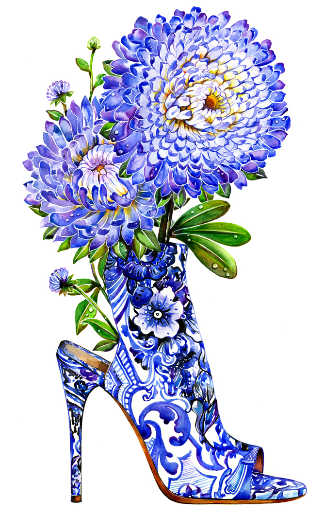 Aster Flower Drawing - ClipArt Best