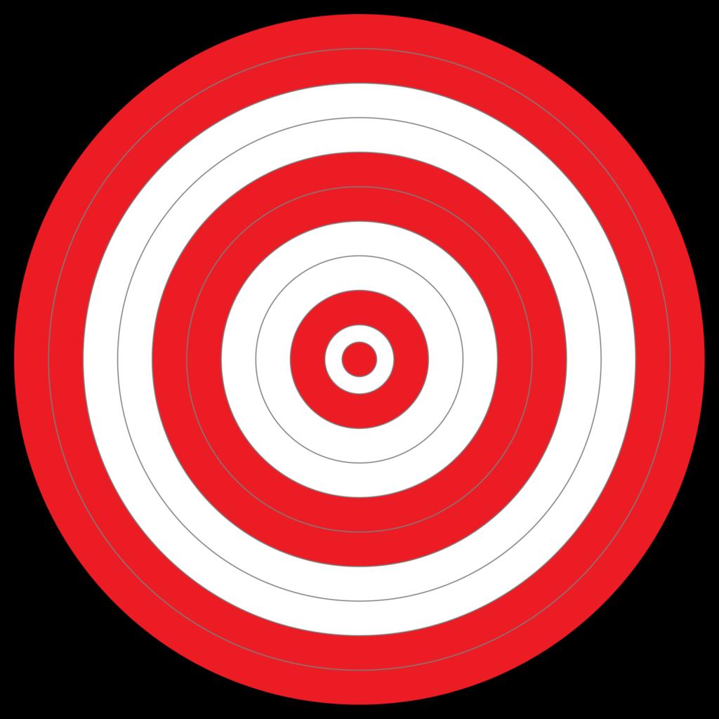 clip art target bullseye - photo #41