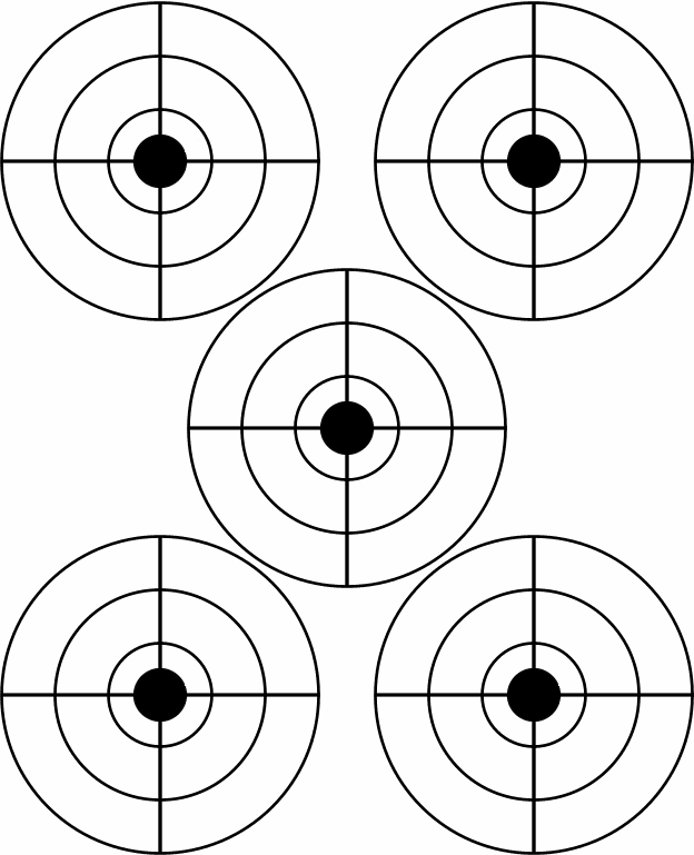 learning target bullseye clip art