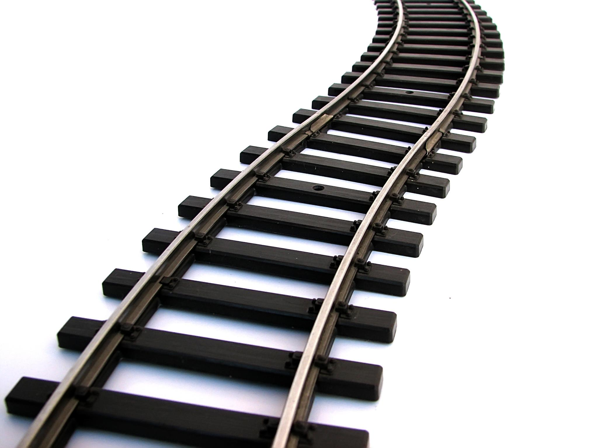 Train Tracks Cartoon - ClipArt Best
