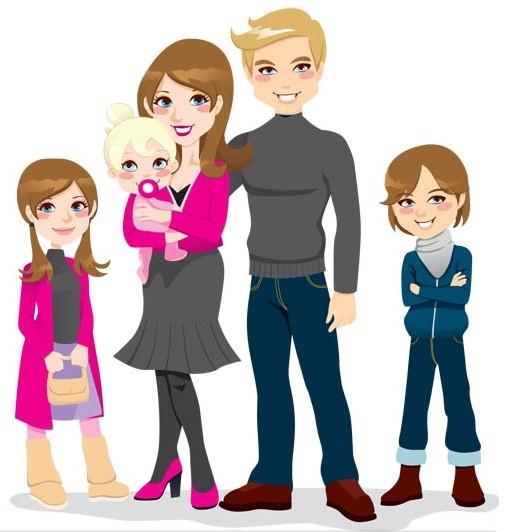 Family Member Clipart - ClipArt Best