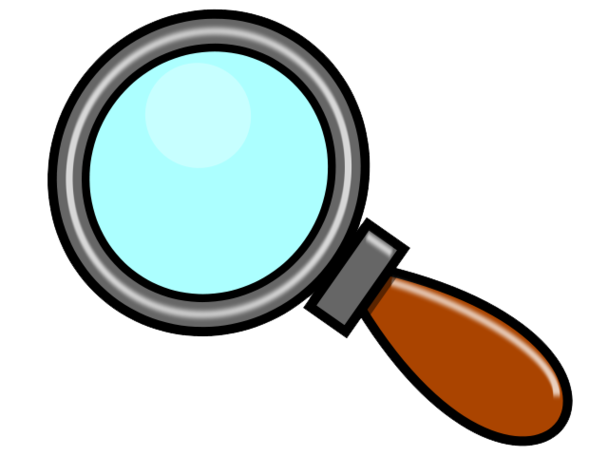 Clipart Science Magnifying Glass - ClipArt Best