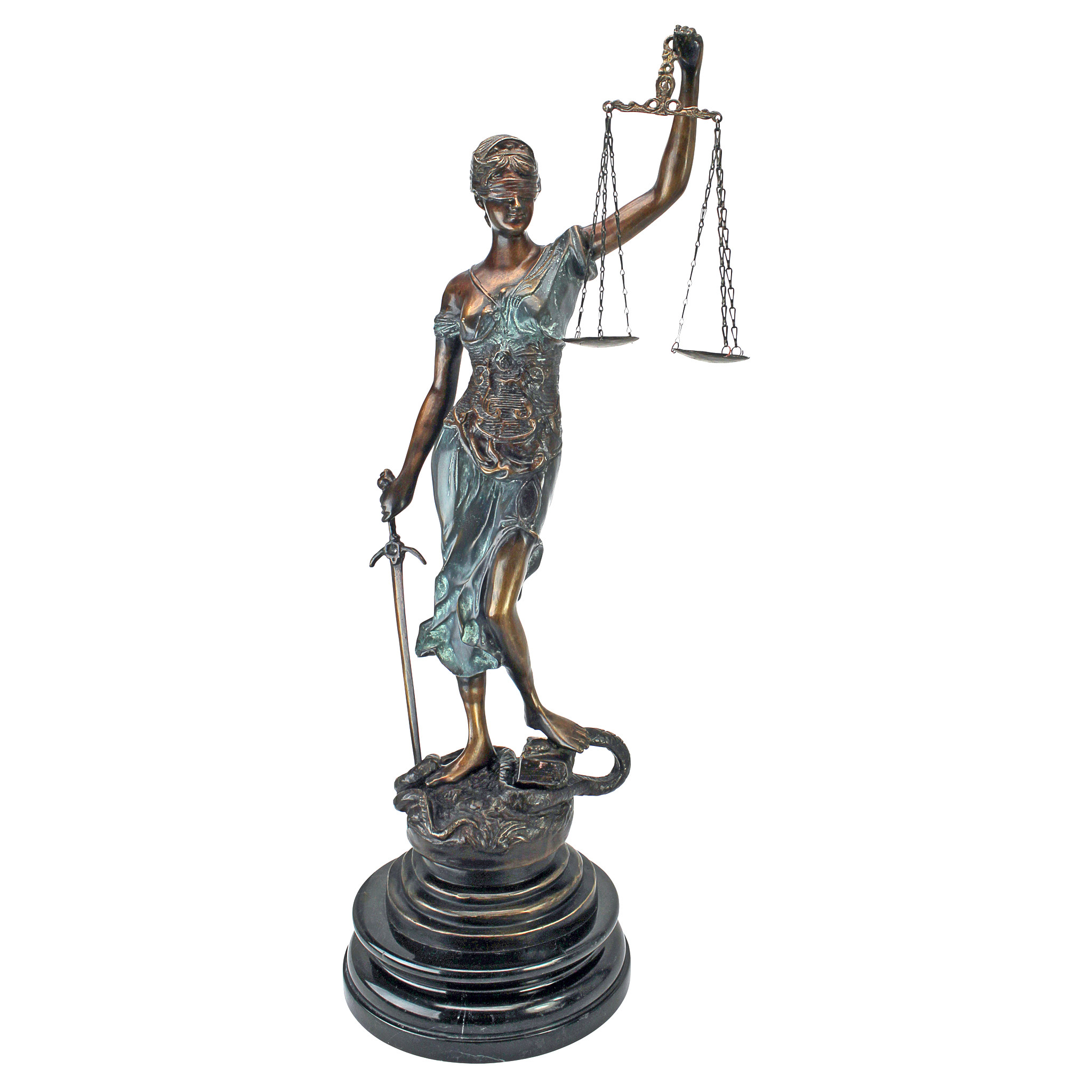 statue of blind justice clipart best