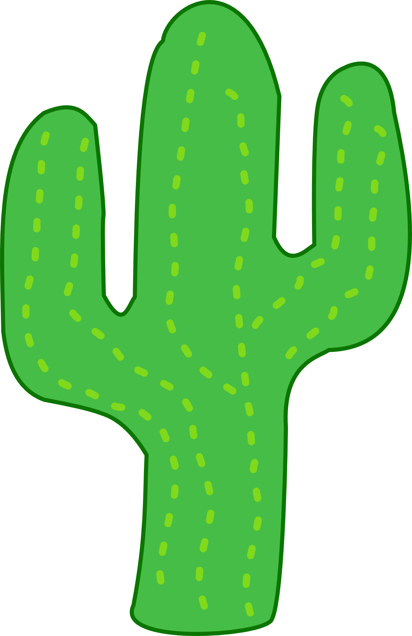 Cactus Drawing - ClipArt Best