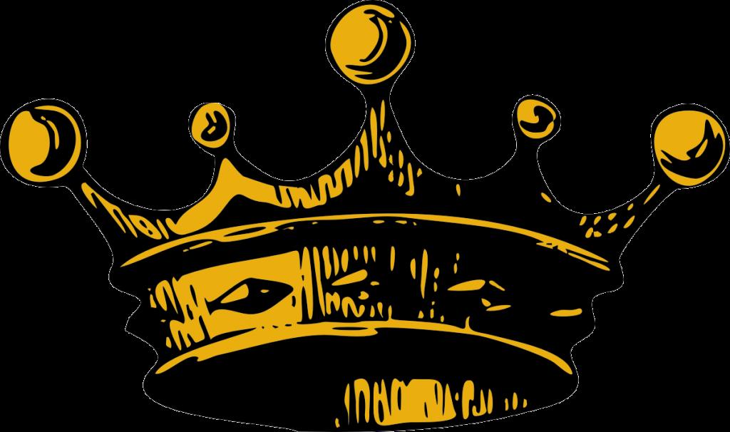 Black king crown png - photo#15