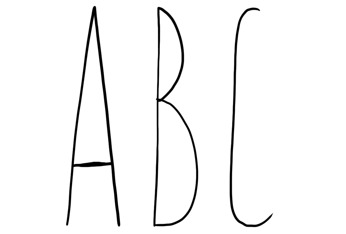 Cool Easy Lettering to Draw How to Draw Letters Its Easy