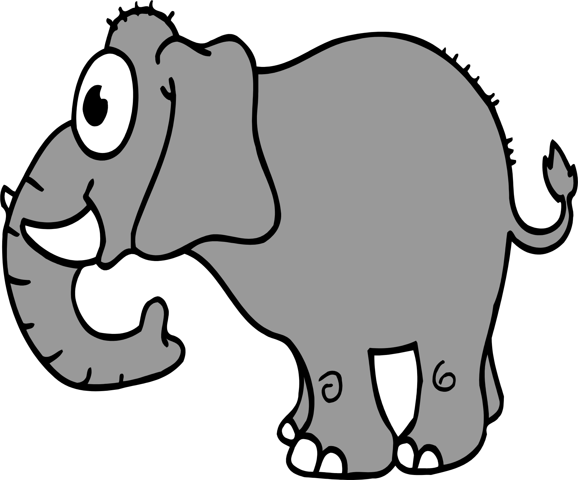Cartoon Elephant | Page 2