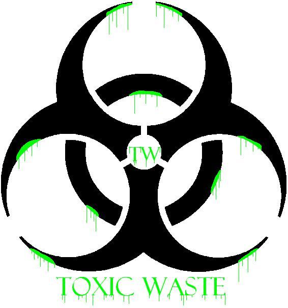 toxic logo clipart best