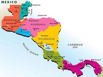 CENTRO AMERICA | Dictionary Bank