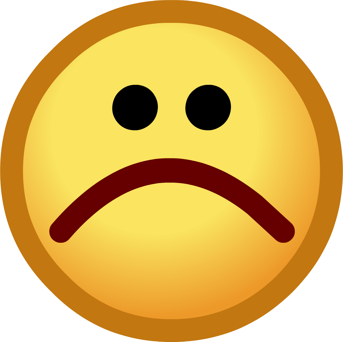 Image - Sad Emoticon.png - Club Penguin Wiki - The free, editable ...