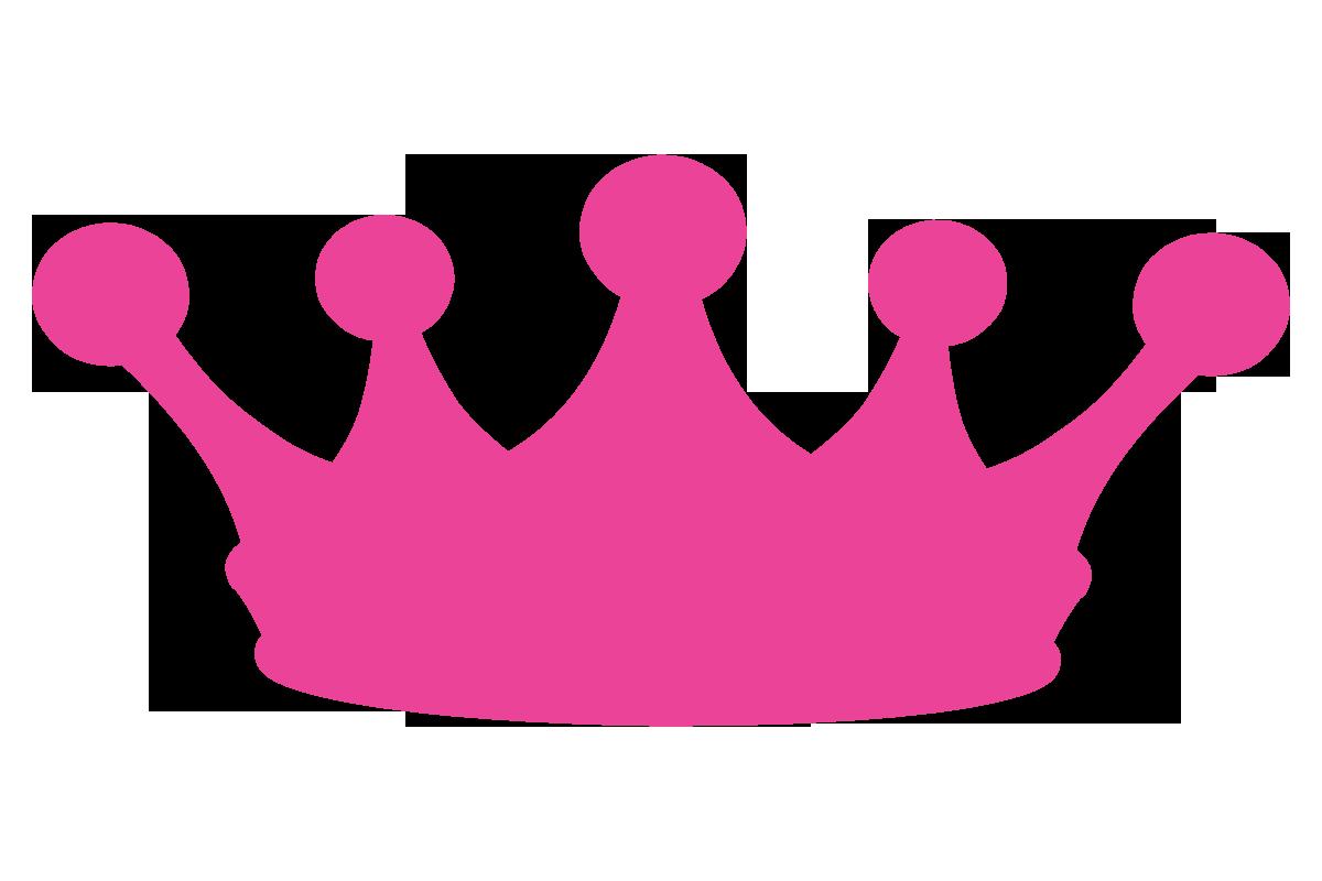 Princess crown silhouette clip art - photo#33