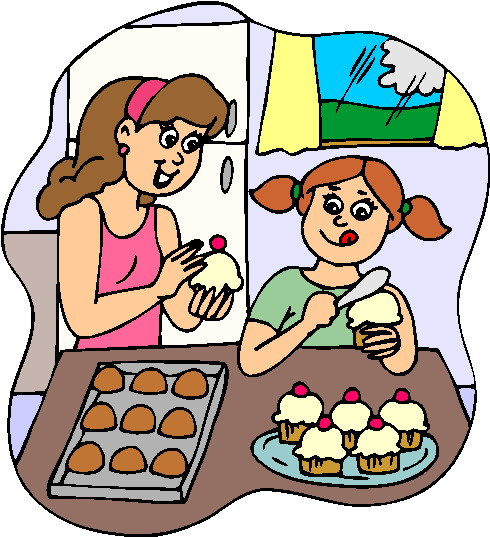 clip art images baked goods - photo #18