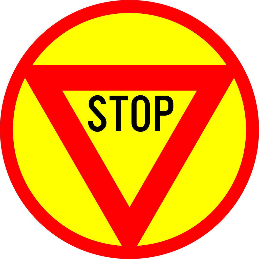 It is a photo of Juicy Printable Traffic Sign