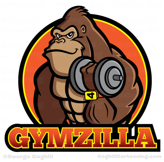 Cartoon bodybuilder clipart best - Cartoon body builder ...