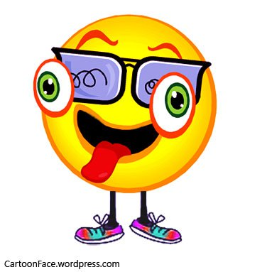happy cartoon faces | Cartoon Faces