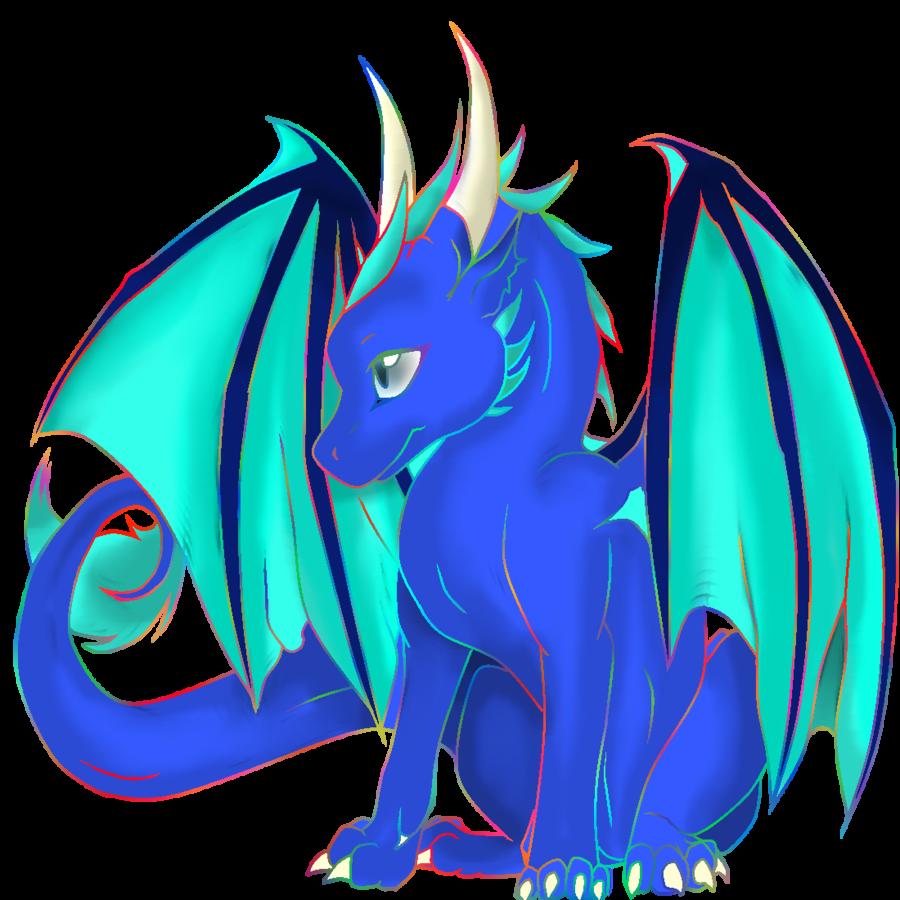 Cute Dragon Drawings