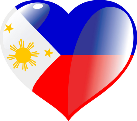 Philippines Flag Logo - ClipArt Best