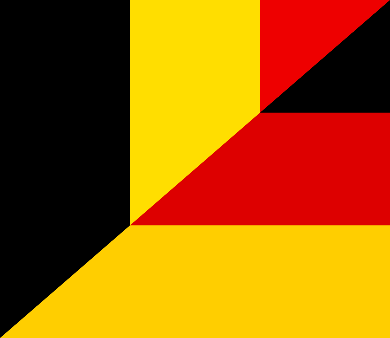 German Flag Clip Art Flag art flag of belgium and